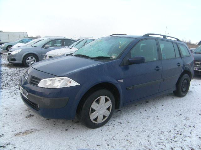 Renault MEGANE 2005 1.5 Automatinė