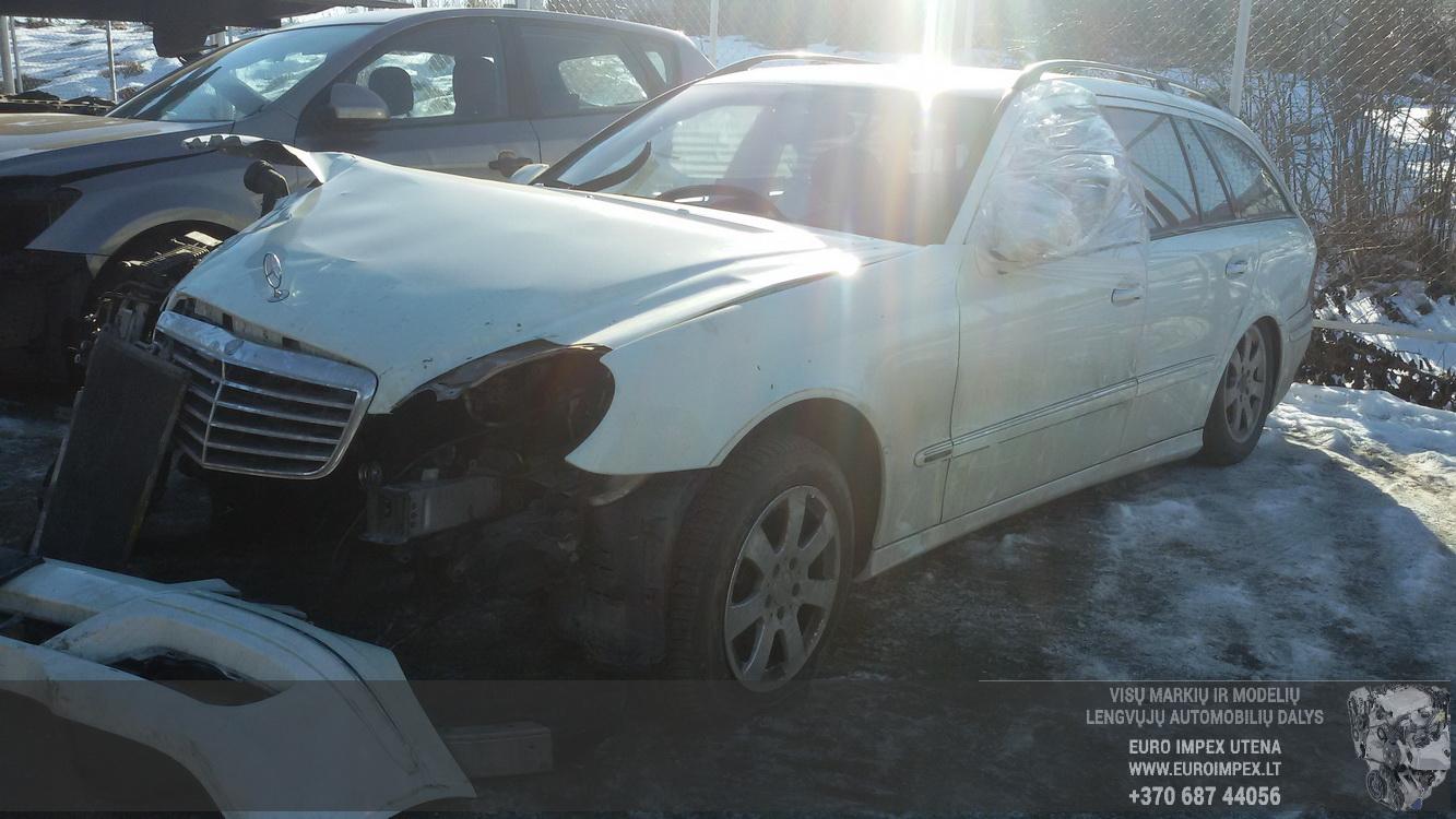 Mercedes-Benz E-CLASS 2006 2.8 Automatinė