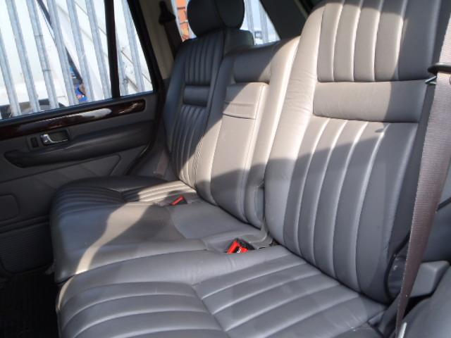 Naudotos automobilio dalys Land Rover RANGE ROVER 1999 4.6 Automatinė Visureigis 4/5 d. Pilka 2015-2-09