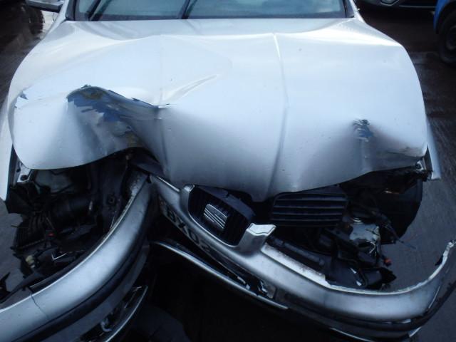 Naudotos automobilio dalys Seat TOLEDO 2002 1.9 Mechaninė Sedanas 4/5 d. Pilka 2015-2-09