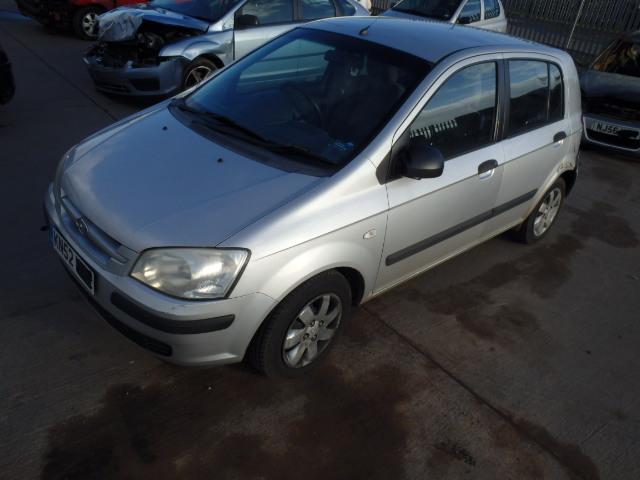 Hyundai GETZ 2002 1.3 Mechaninė