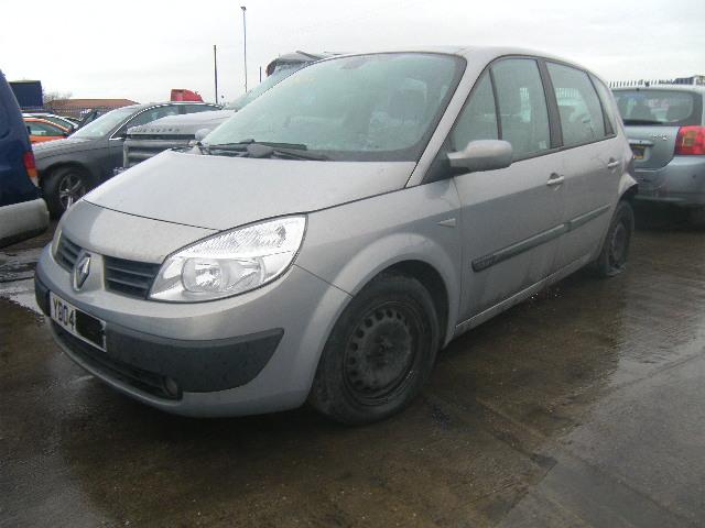 Renault SCENIC 2004 1.6 Mechaninė