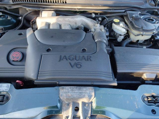 Naudotos automobiliu dallys Foto 7 Jaguar X-TYPE 2002 2.5 Mechaninė Sedanas 4/5 d. Pilka 2015-3-02 A2159