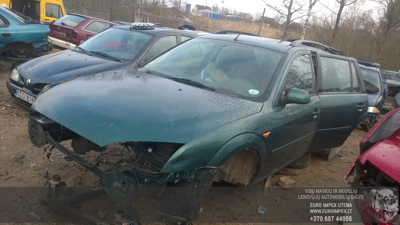 Ford MONDEO 2004 2.0 Automatinė