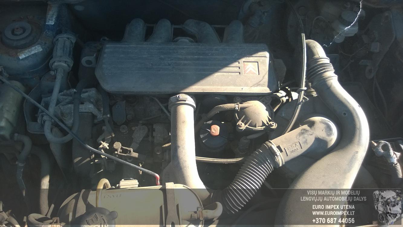 Naudotos automobiliu dallys Foto 8 Citroen BERLINGO 1998 1.8 Mechaninė Komercinis 2/3 d. Melyna 2015-3-19 A2172