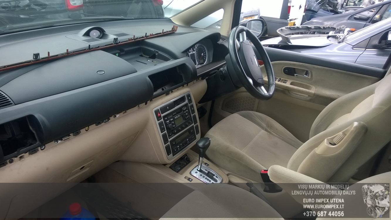Naudotos automobiliu dallys Foto 4 Ford GALAXY 2001 2.3 Automatinė Vienatūris 4/5 d. Melyna 2015-4-23 A2194