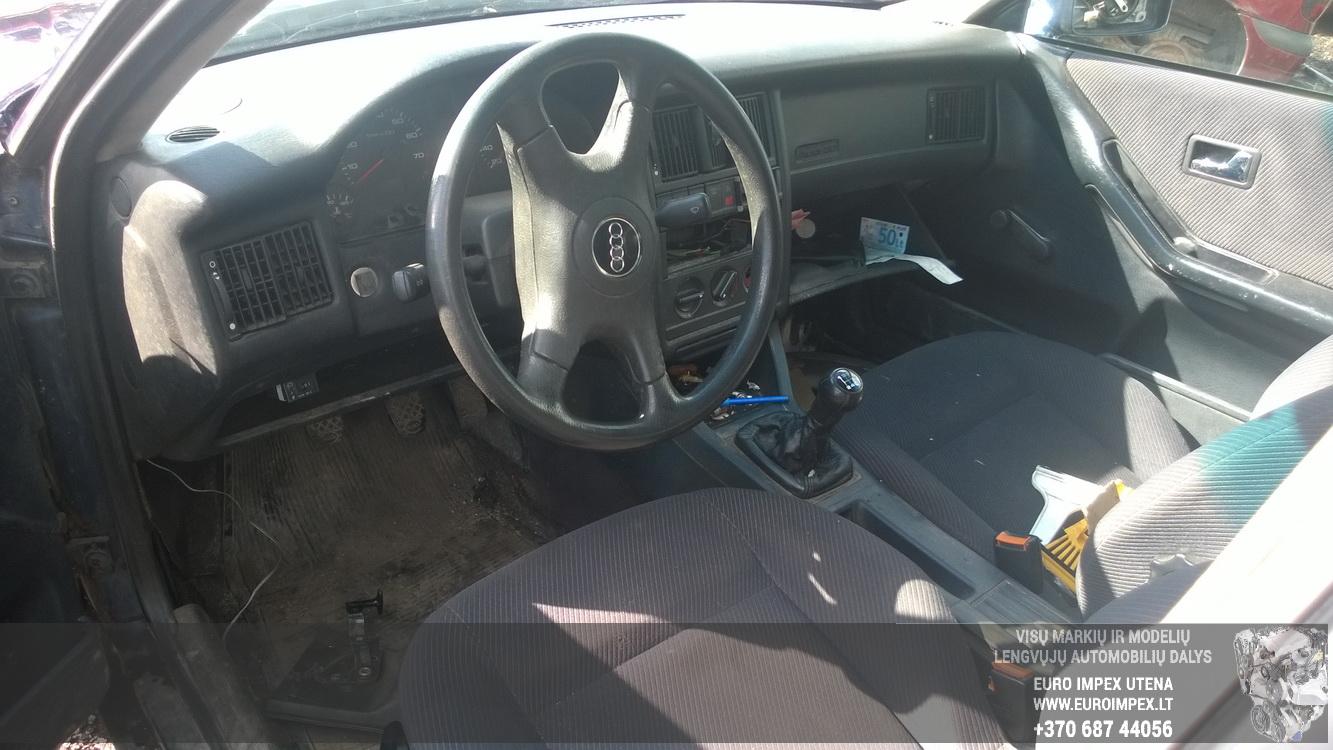 Naudotos automobiliu dallys Foto 4 Audi 80 1993 2.0 Mechaninė Universalas 4/5 d. Melyna 2015-5-18 A2212