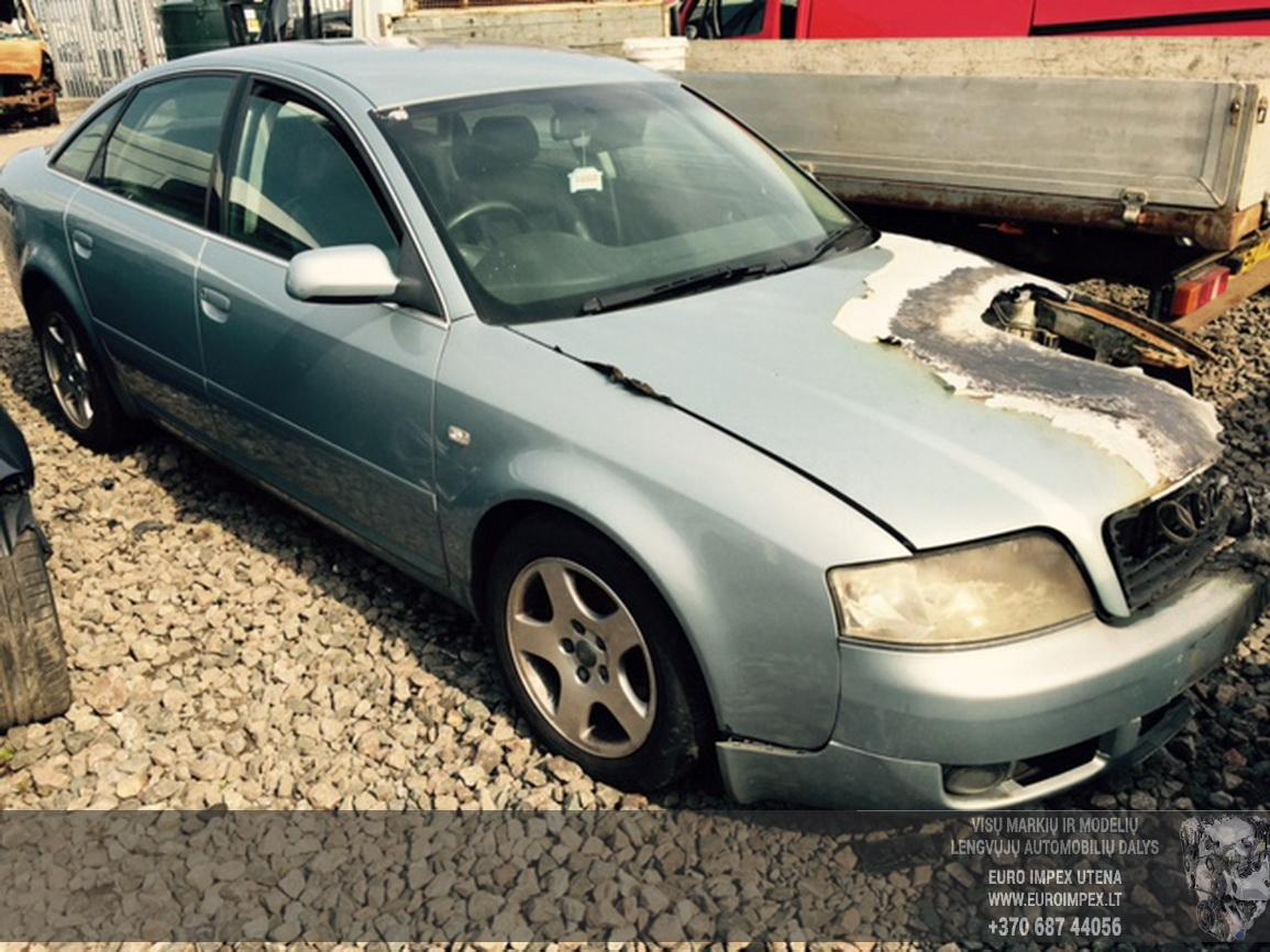 Audi A6 2003 1.9 Mechanical