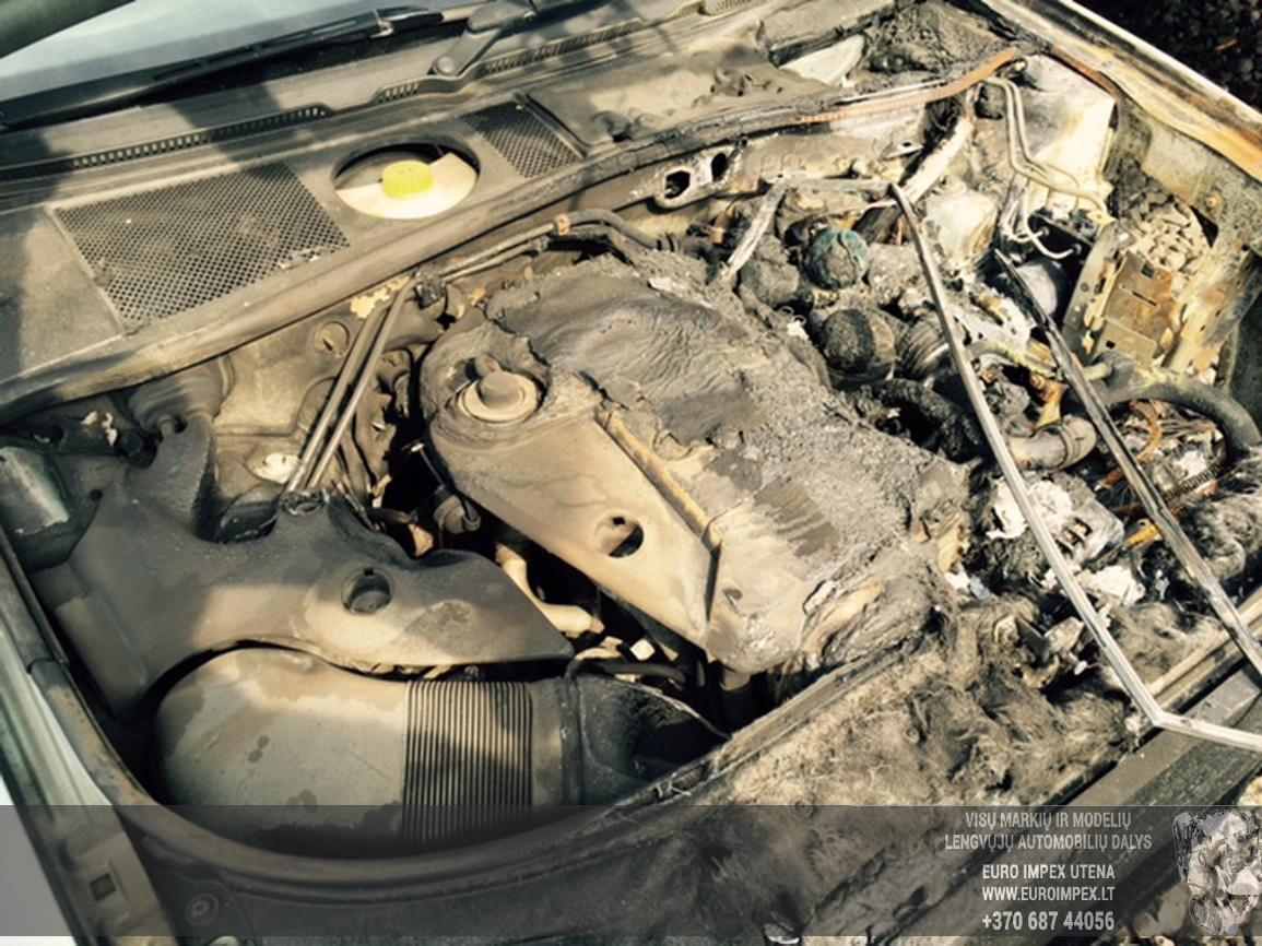 Naudotos automobiliu dallys Foto 4 Audi A6 2003 1.9 Mechaninė Sedanas 4/5 d. Zydra 2015-6-25 A2246