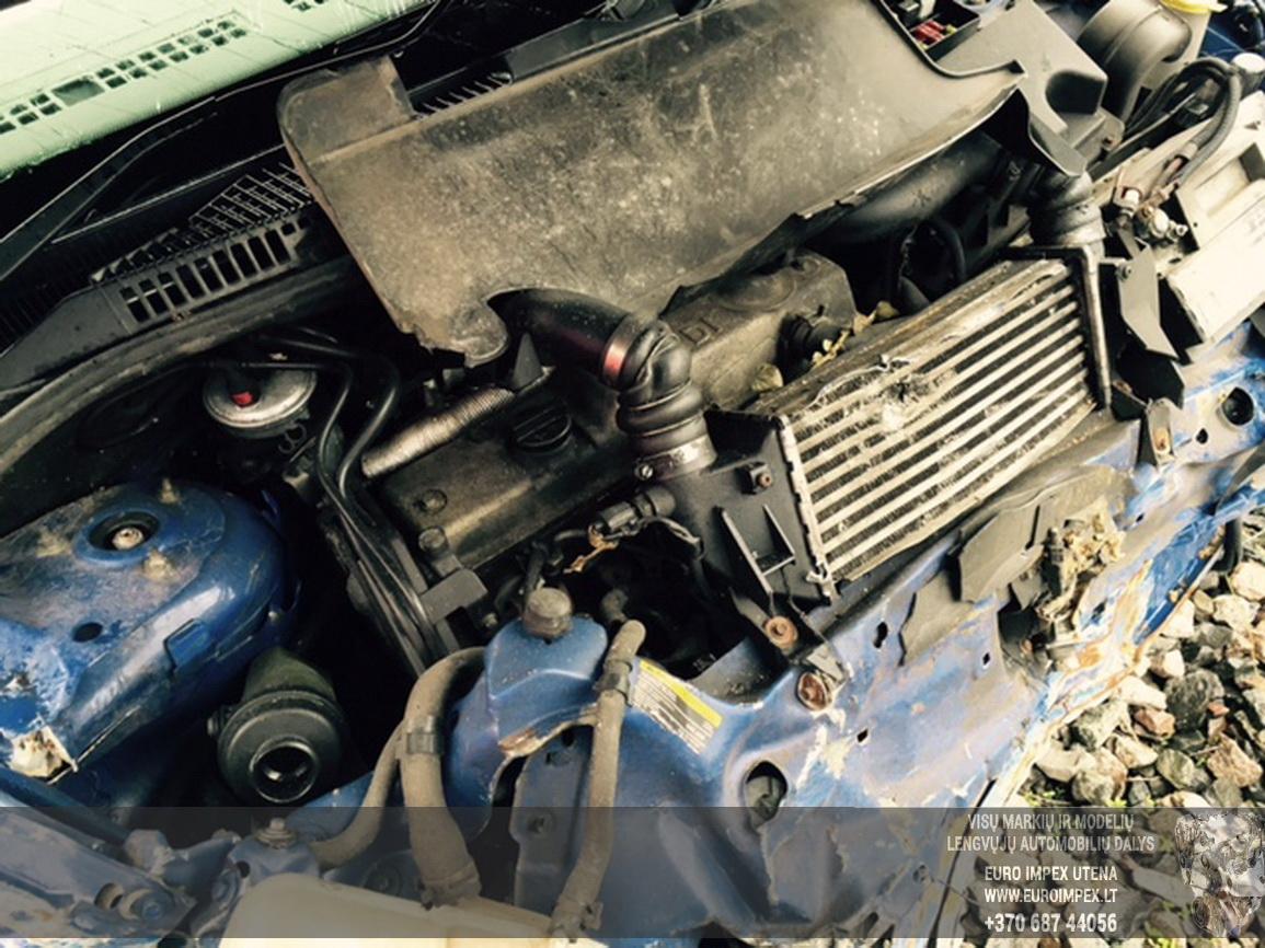 Naudotos automobiliu dallys Foto 3 Ford TRANSIT CONNECT 2006 1.8 Mechaninė Komercinis 2/3 d. Melyna 2015-6-29 A2257