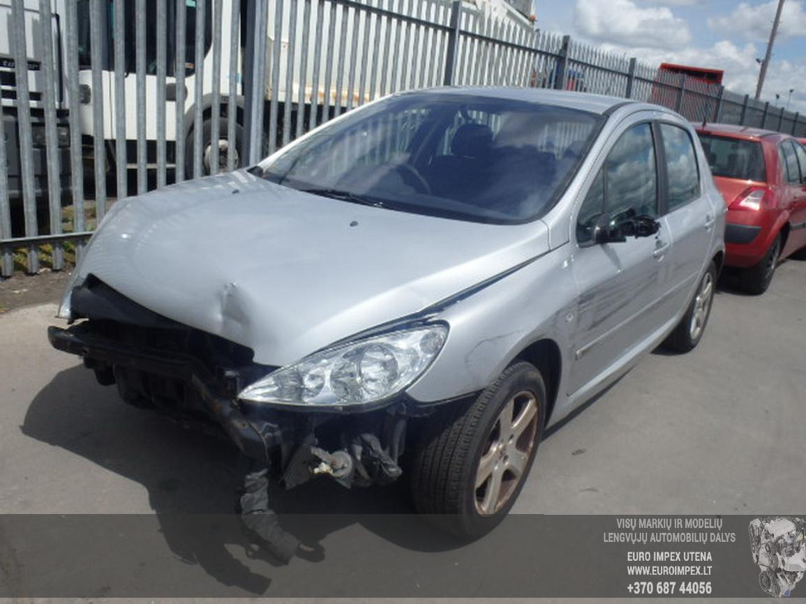 Peugeot 307 2001 1.6 Mechaninė