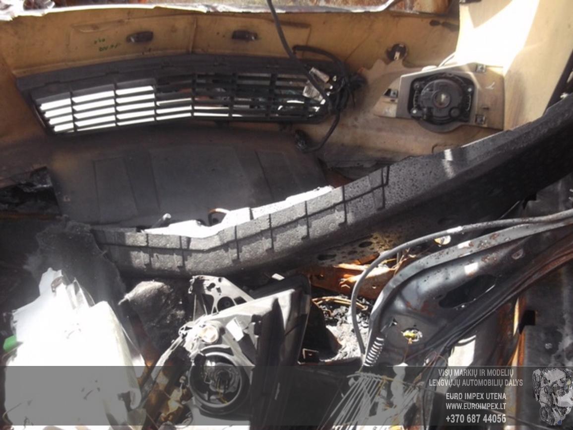 Naudotos automobiliu dallys Foto 4 Opel TIGRA 2005 1.4 Mechaninė Kabrioletas 2/3 d. Juoda 2015-6-30 A2269