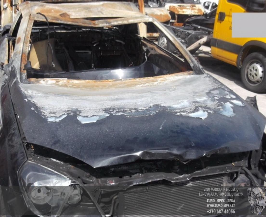 Naudotos automobiliu dallys Foto 5 Opel TIGRA 2005 1.4 Mechaninė Kabrioletas 2/3 d. Juoda 2015-6-30 A2269