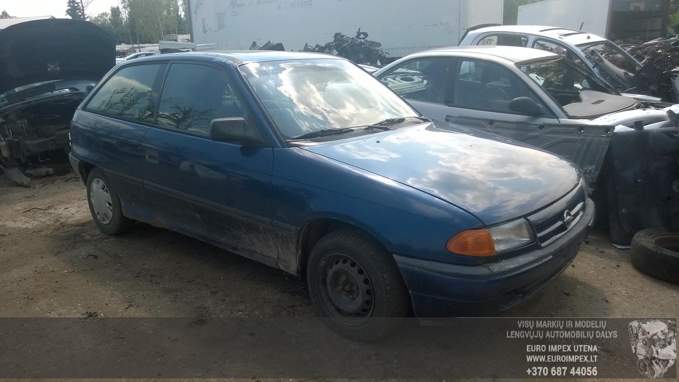 Opel ASTRA 1992 1.6 Mechaninė