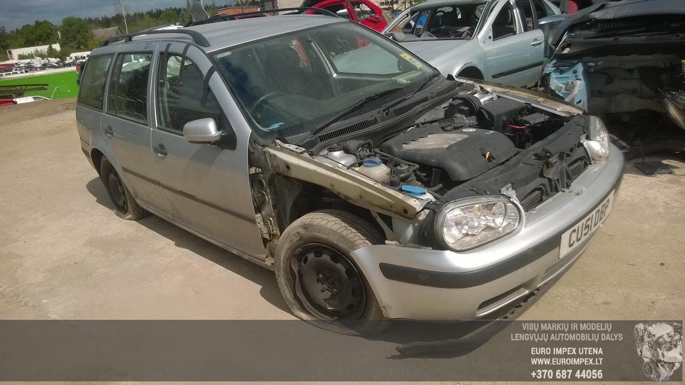 Volkswagen GOLF 2001 2.0 Mechaninė