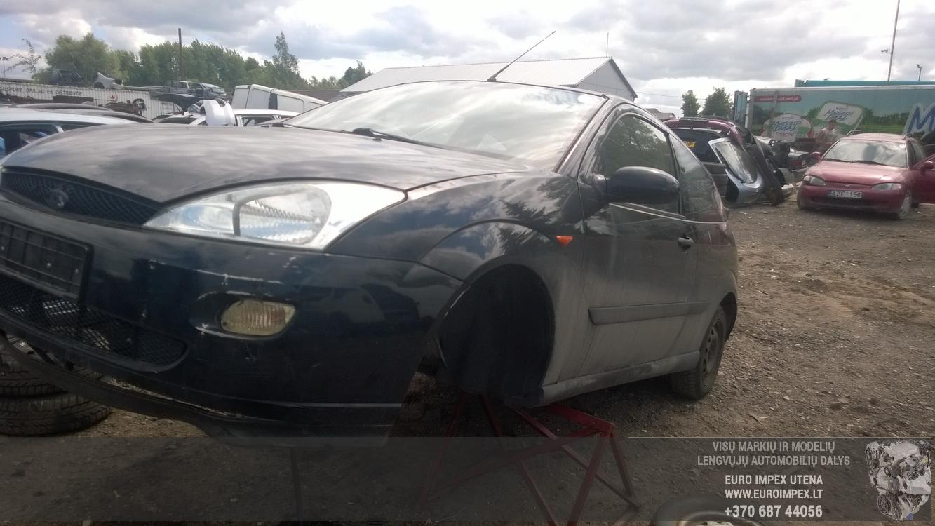 Ford FOCUS 1999 1.8 машиностроение