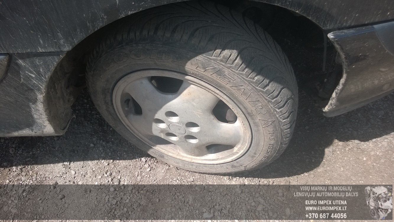 Naudotos automobiliu dallys Foto 4 Renault ESPACE 1997 3.0 Automatinė Vienatūris 4/5 d. Juoda 2015-6-16 A2237
