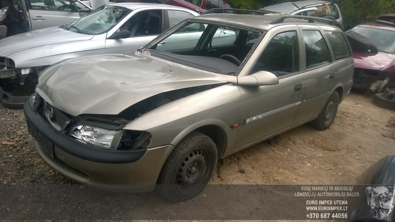 Opel VECTRA 1997 2.0 Mechaninė