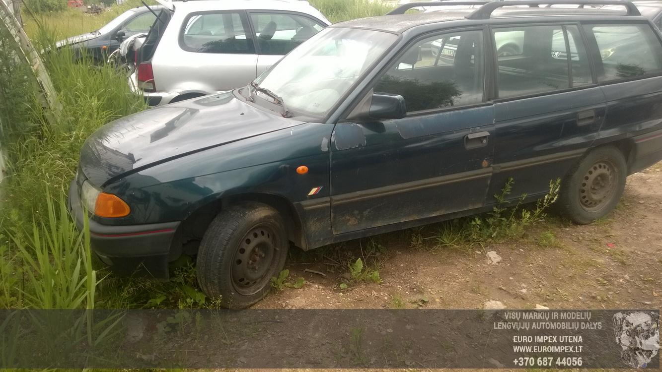 Opel ASTRA 1993 1.8 машиностроение