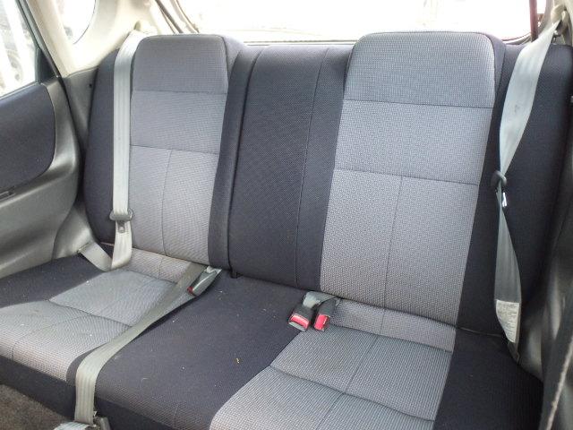 Naudotos automobilio dalys Daihatsu SIRION 2001 1.3 Mechaninė Hačbekas 4/5 d. Pilka 2015-7-09