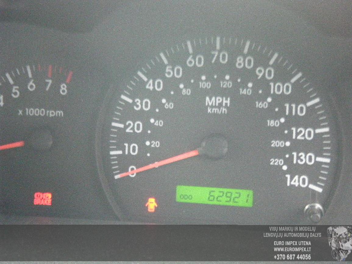 Naudotos automobiliu dallys Foto 7 Kia CERATO 2004 1.6 Mechaninė Hačbekas 4/5 d. Raudona 2015-7-14 A2298