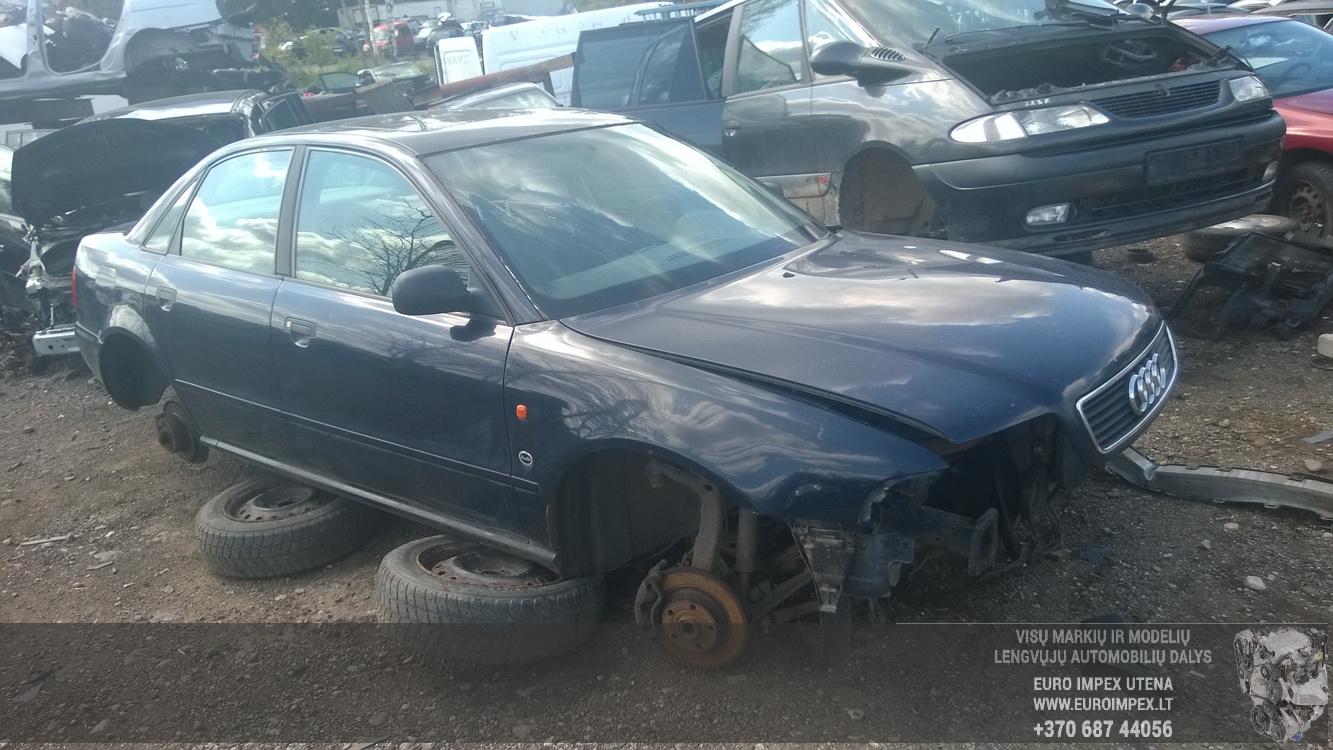 Audi A4 1994 1.6 Mechanical