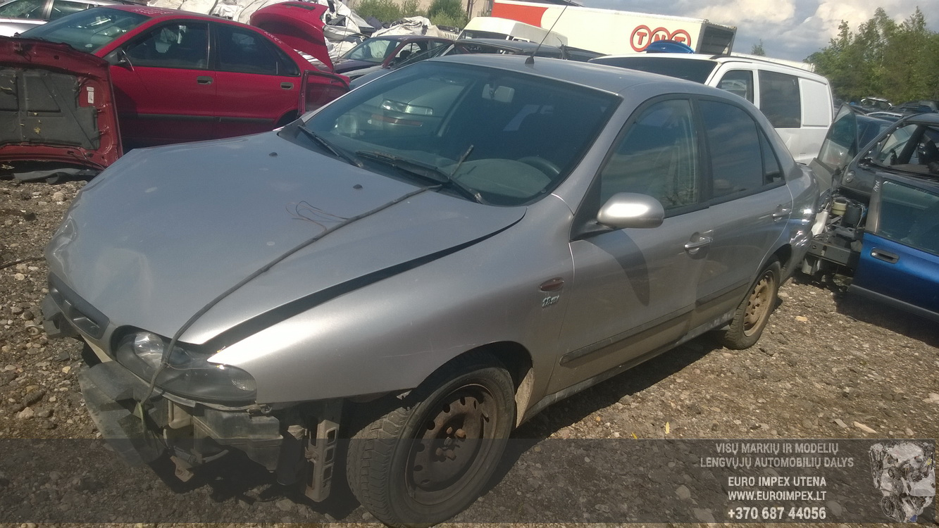 Fiat MAREA 1997 1.8 Mechaninė