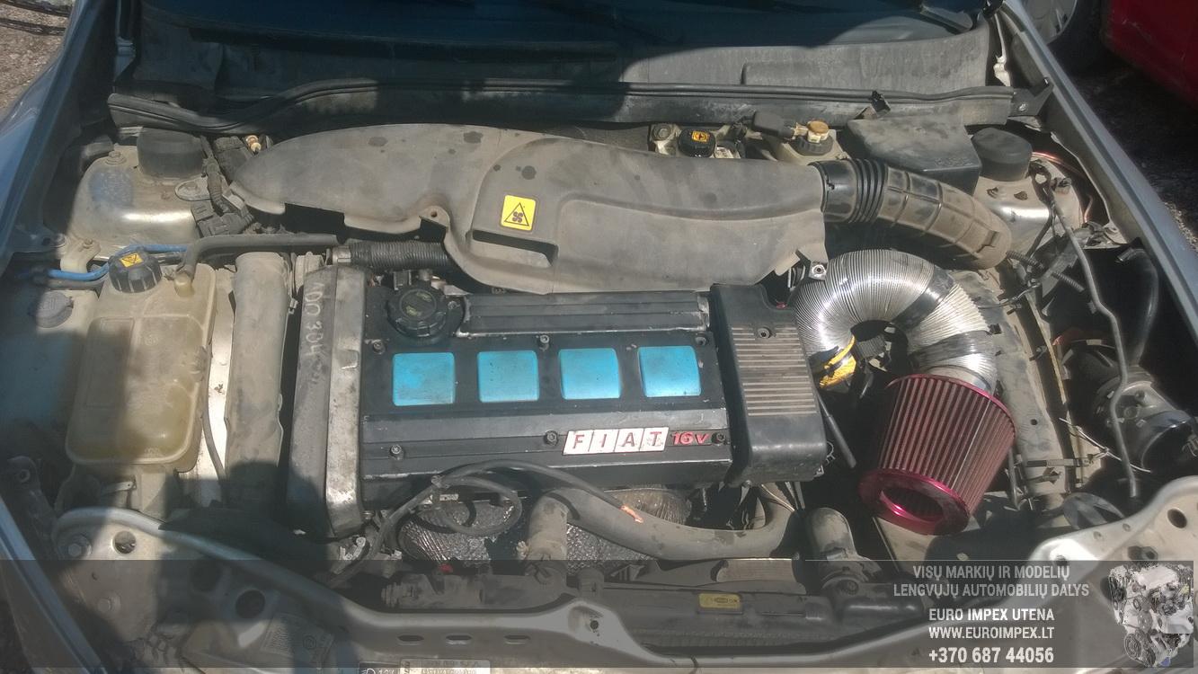 Naudotos automobiliu dallys Foto 8 Fiat MAREA 1997 1.8 Mechaninė Sedanas 4/5 d. Pilka 2015-7-09 A2286