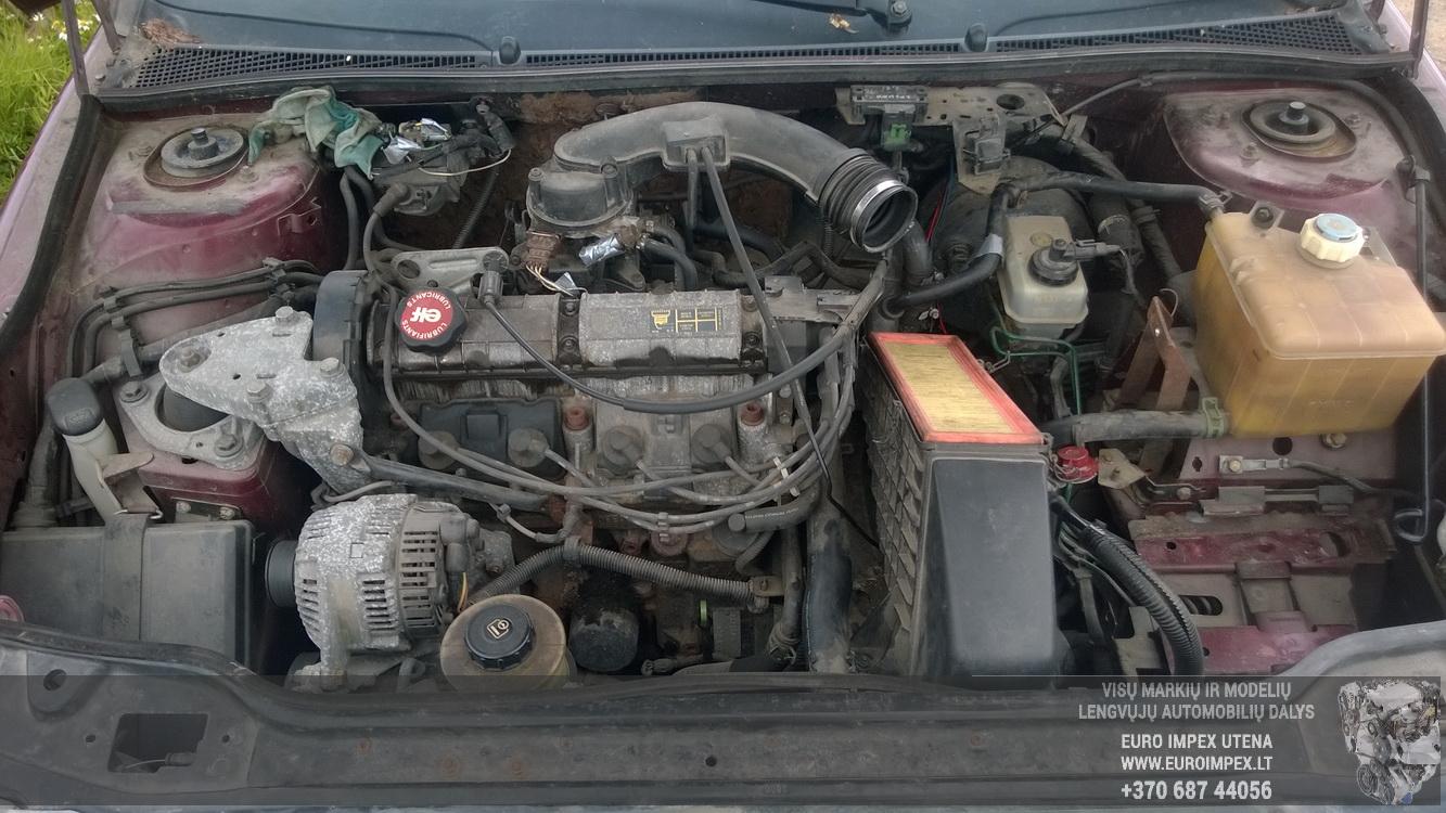 Naudotos automobiliu dallys Foto 8 Renault LAGUNA 1996 1.8 Mechaninė Hačbekas 4/5 d. Vysnine 2015-7-13 A2292