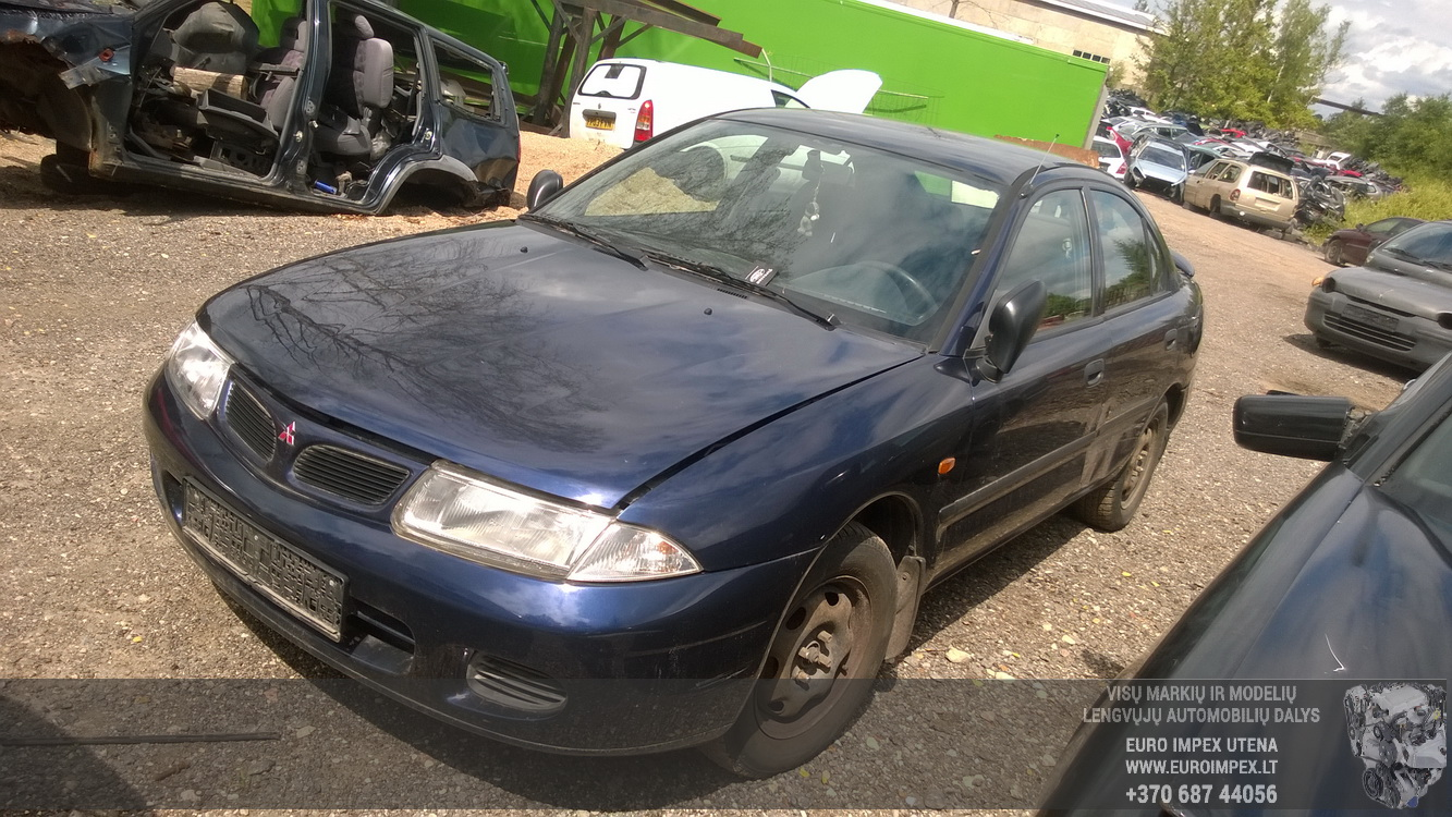 Mitsubishi CARISMA 1998 1.9 Mechaninė