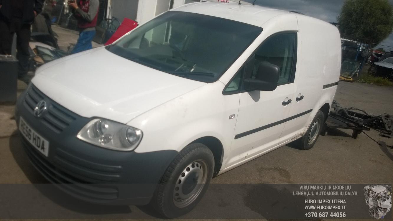 Volkswagen CADDY 2006 1.9 автоматическая