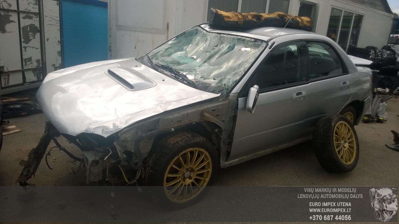 Subaru IMPREZA 2002 2.0 Automatinė