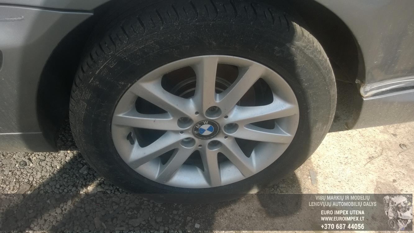 Naudotos automobilio dalys BMW 3-SERIES 2004 1.8 Mechaninė Hečbekas 2/3 d. Pilka 2015-7-30