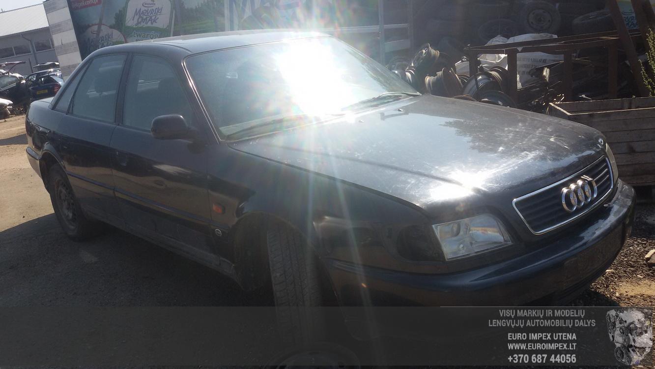 Audi A6 1996 1.9 автоматическая