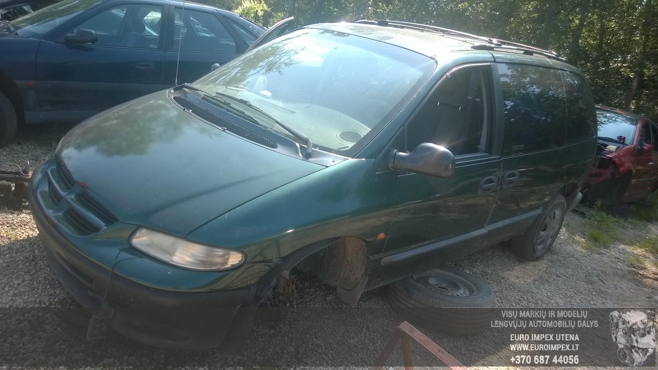 Chrysler VOYAGER 1998 2.5 Mechaninė