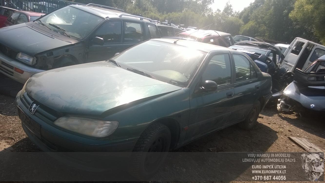 Peugeot 406 1997 1.6 Mechaninė