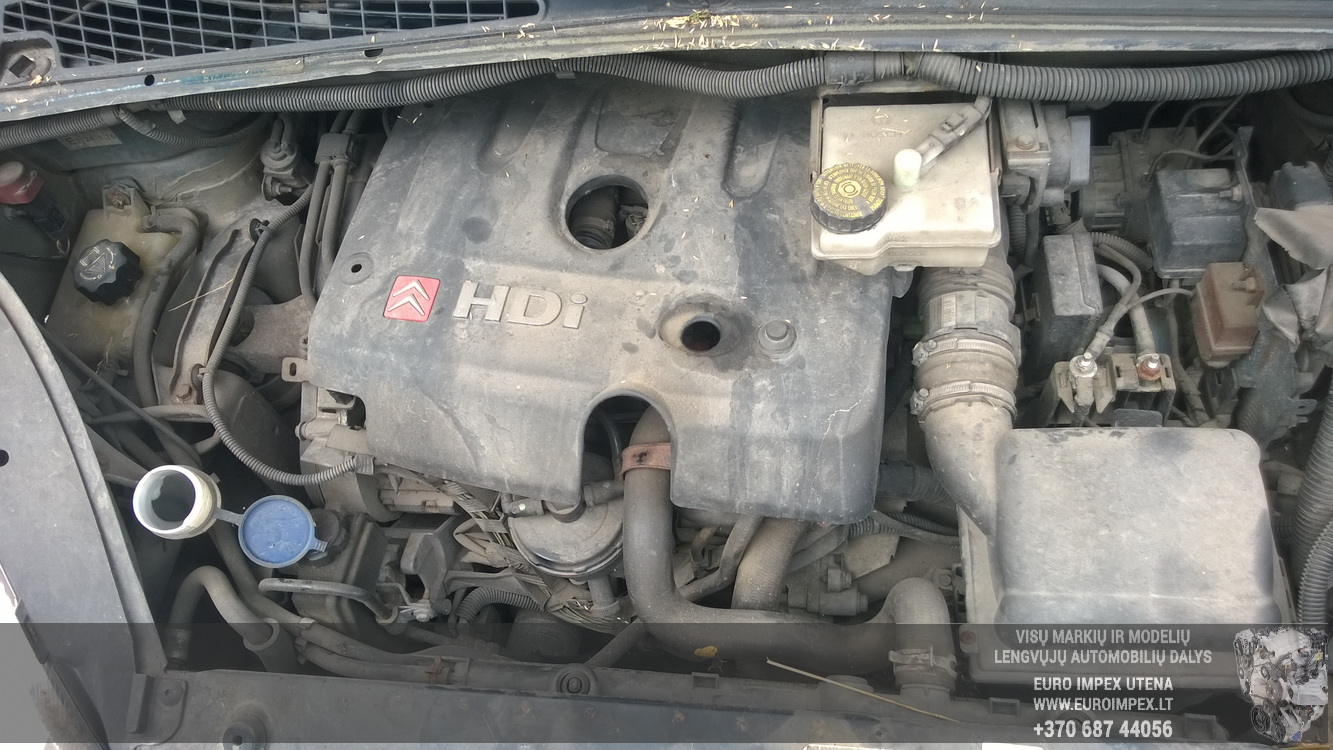 Naudotos automobiliu dallys Foto 8 Citroen XSARA PICASSO 2000 2.0 Mechaninė Vienatūris 4/5 d. Violetine 2015-8-17 A2333
