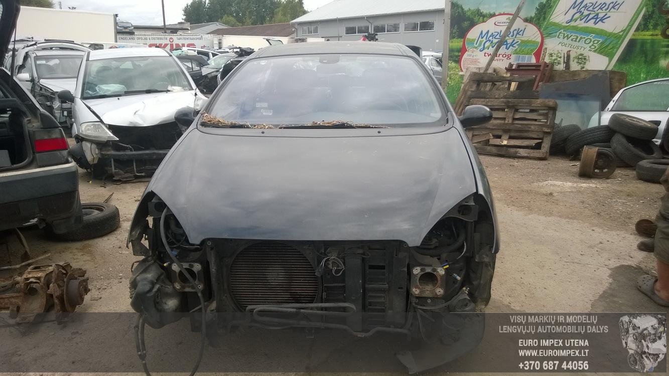 Naudotos automobilio dalys Citroen C5 2001 3.0 Automatinė Sedanas 4/5 d. Violetine 2015-8-17