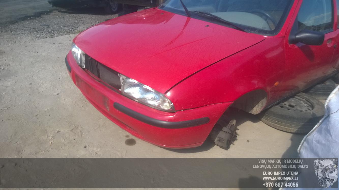 Mazda 121 1998 1.2 Automatinė