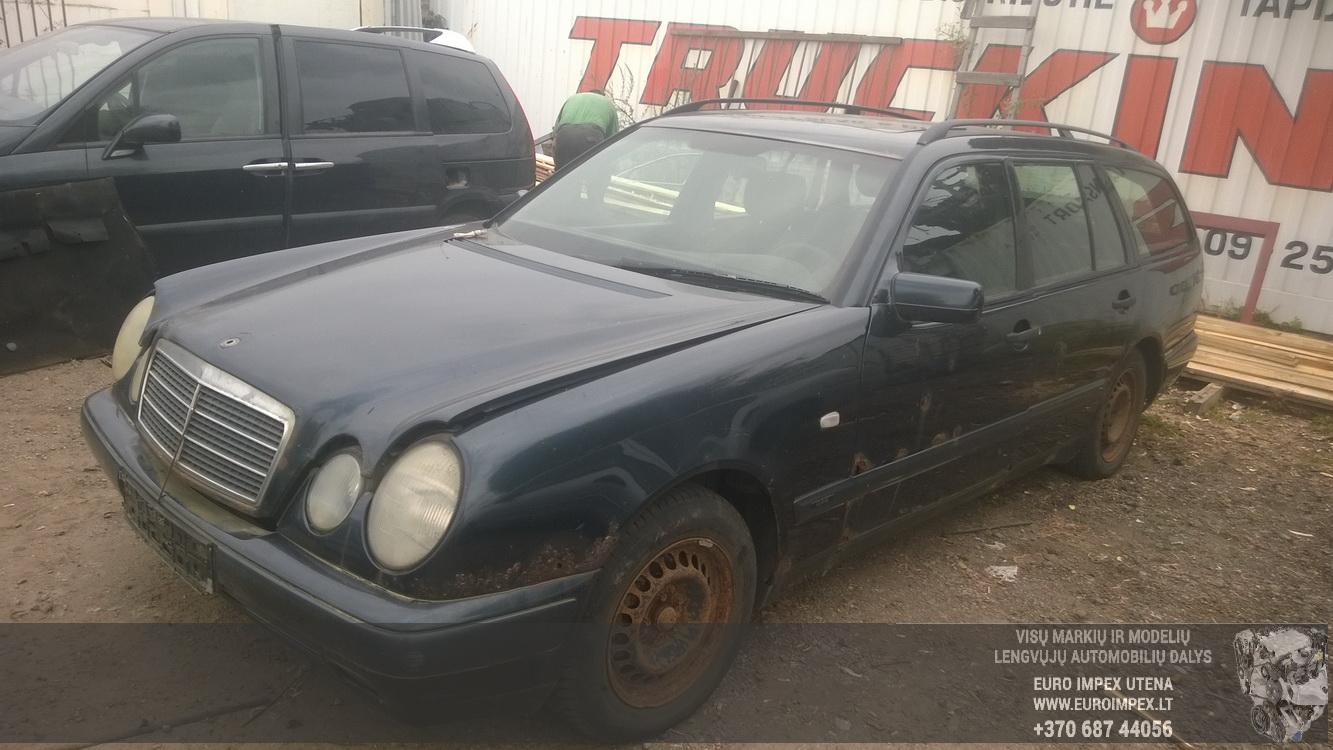 Mercedes-Benz E-CLASS 1997 2.0 Mechaninė