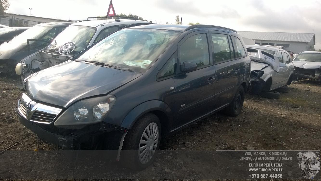 Opel ZAFIRA 2007 1.6 Mechanical