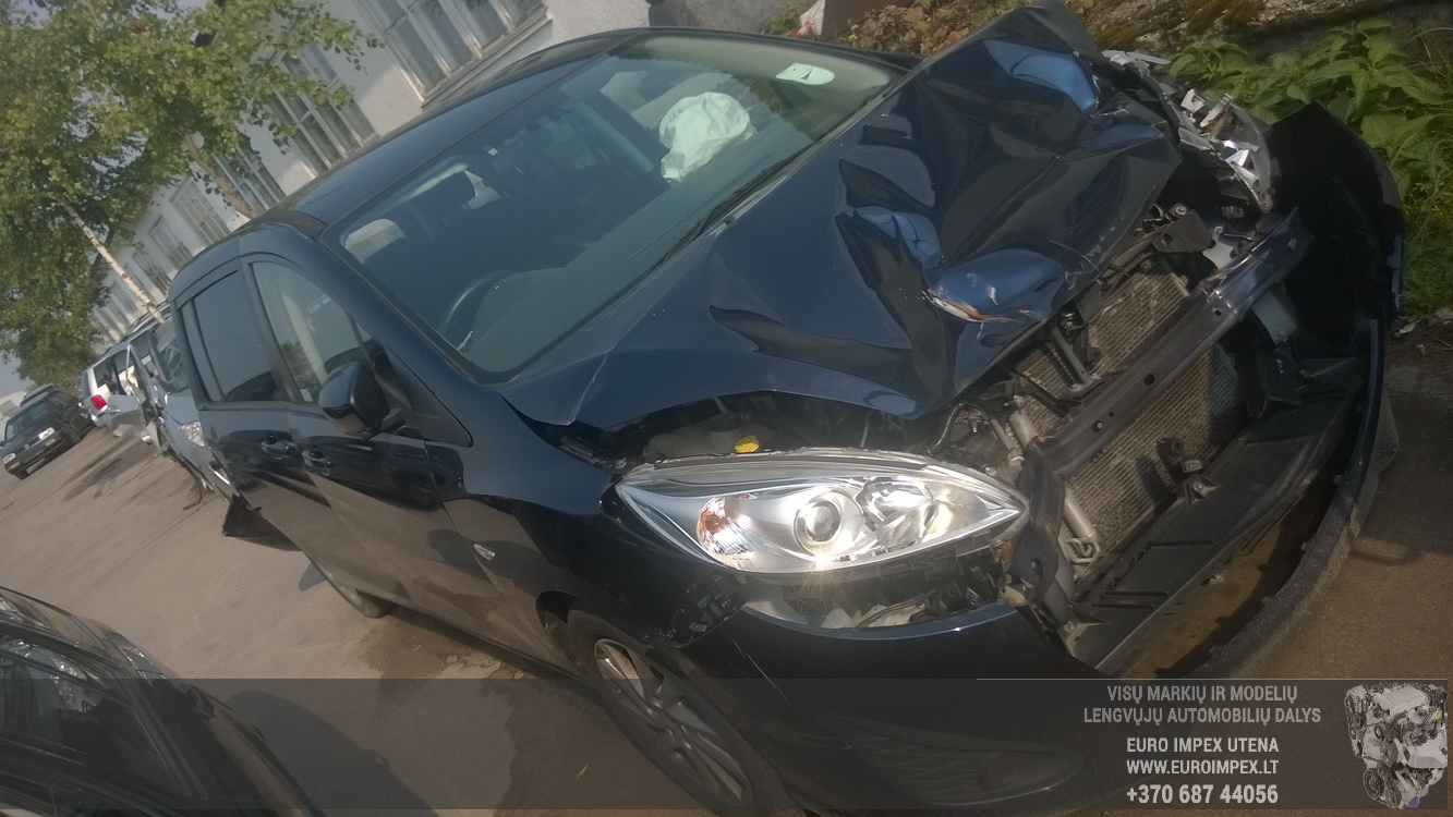 Mazda 5 2011 1.6 Mechaninė