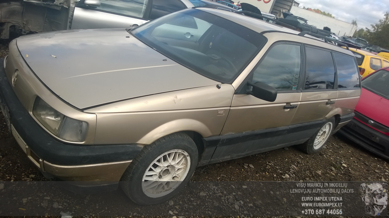 Volkswagen PASSAT 1989 1.6 Mechaninė