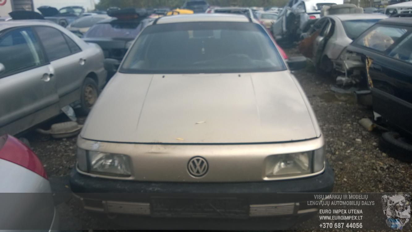 Naudotos automobiliu dallys Foto 2 Volkswagen PASSAT 1989 1.6 Mechaninė Universalas 4/5 d. Ruda 2015-9-22 A2374