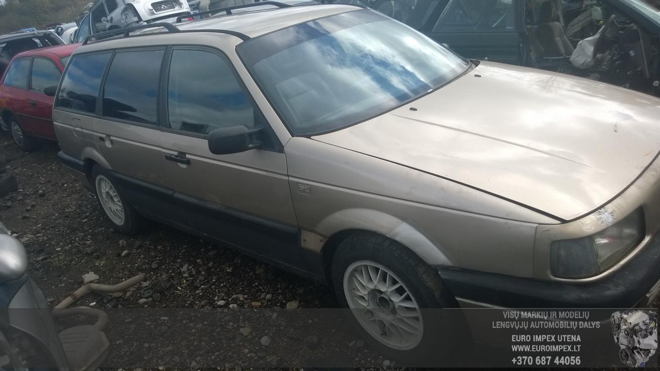 Naudotos automobiliu dallys Foto 3 Volkswagen PASSAT 1989 1.6 Mechaninė Universalas 4/5 d. Ruda 2015-9-22 A2374