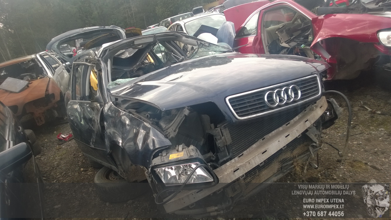 Audi A4 1999 1.8 Mechaninė