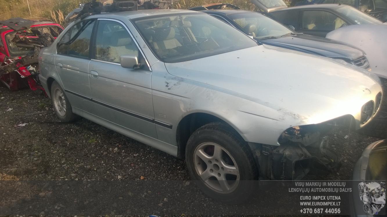 BMW 5-SERIES 1999 2.5 Mechaninė