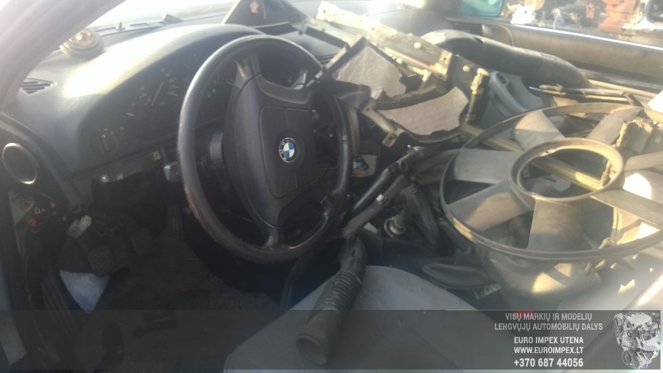 Naudotos automobiliu dallys Foto 5 BMW 5-SERIES 1999 2.5 Mechaninė Sedanas 4/5 d. Zydra 2015-9-24 A2381