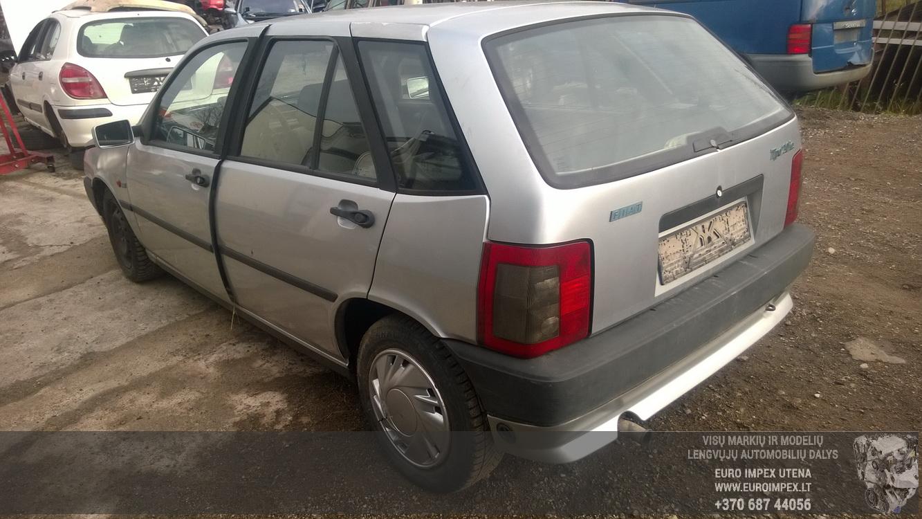 Naudotos automobilio dalys Fiat TIPO 1994 2.0 Automatinė Hečbekas 4/5 d. Pilka 2015-9-29