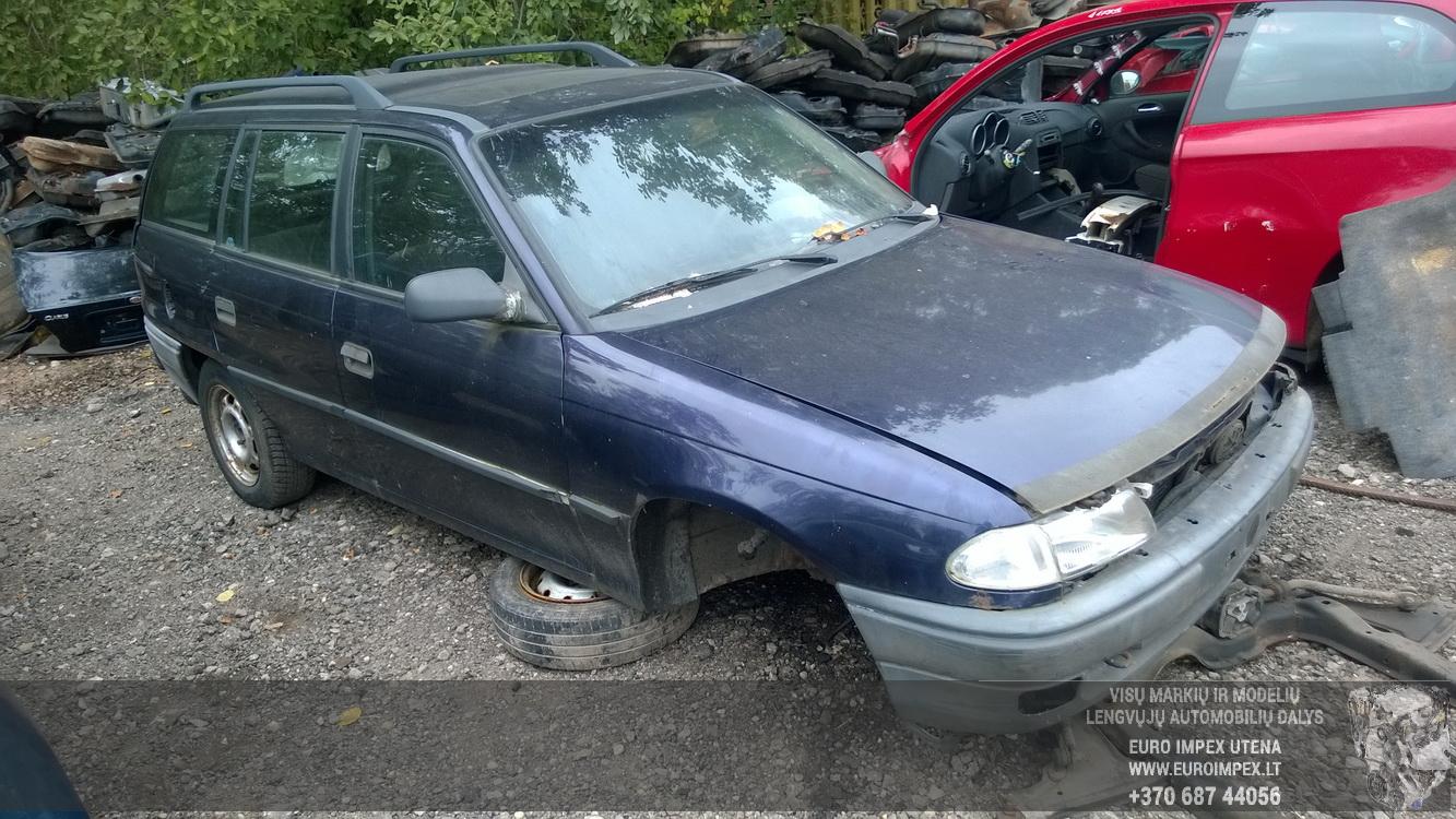Opel ASTRA 1993 1.7 Mechanical